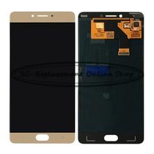 100% اختبار الذهب عالية الجودة 5.5 بوصة ل GiONEE QMobile M6 GN8003 شاشة الكريستال السائل + مجموعة المحولات الرقمية لشاشة تعمل بلمس استبدال