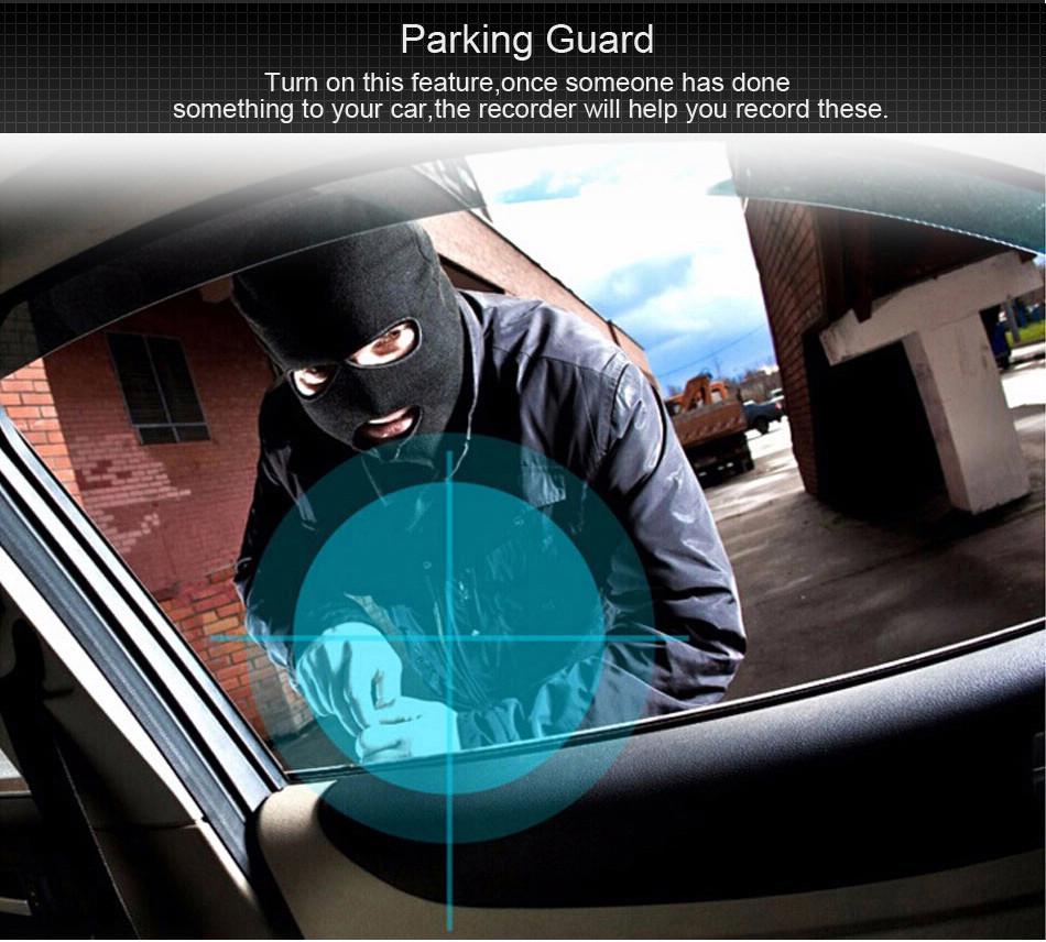 SKydot 3 Inch Mini Car Dvr Dash Cam Full HD 1080P Vehicle Camera Camcorder 170 Degree Night Vision G-Sensor Digital Video Recorder12