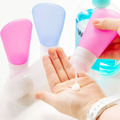 GRACEFUL Silicone Travel Packing Bottle Lotion Shampoo Bath Container Press Bottle S/M/L PORTABLE Refillable Bottles JUL1