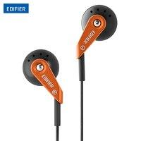 Edifier H185 In Ear Earphone Hi Fi Headset Noise Cancelling Classic Earbud Style Earphones 3 5mm
