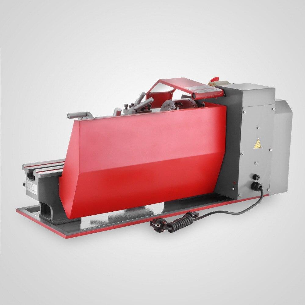 metal velocidade variável de trituração de bancada