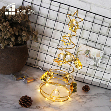 10 LED Led String Battery 150cm Holiday Christmas Tree Led Clip Fairy Light For Valentine Wedding Party Garland Decoration