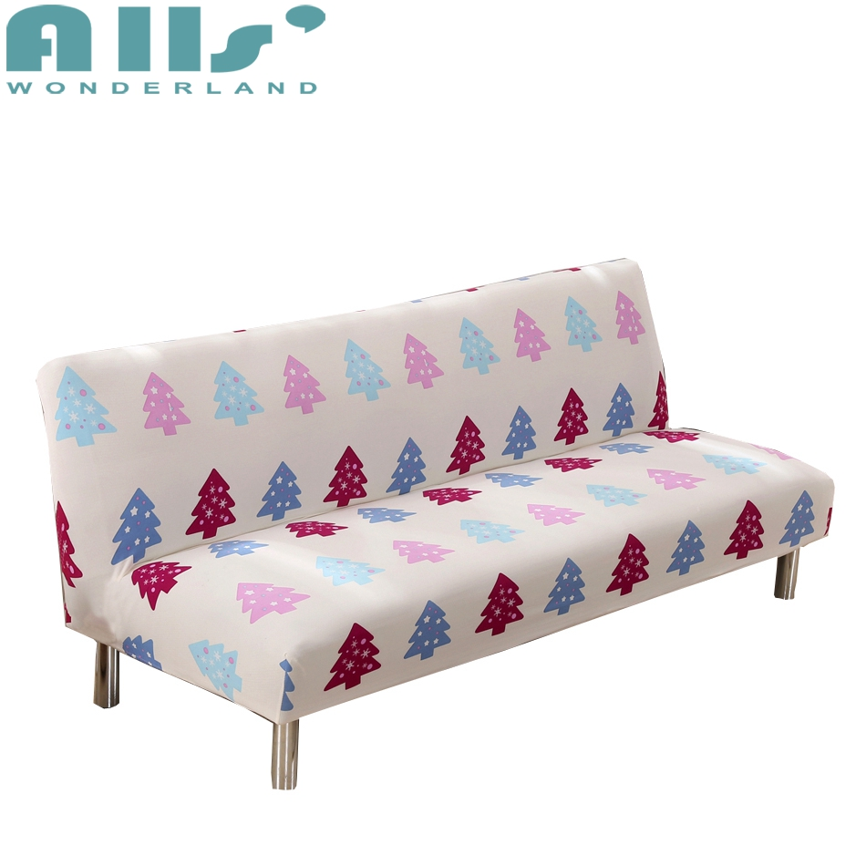 Aliexpress.com : Buy Armless Sofa Cover Elastic Stretch