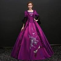 Adult Renaissance Maiden Fancy Dress Costume Princess Medieval Costume