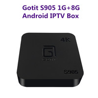 Android TV Box S905X Android 6 0 1GB 8GB IPTV XBMC Smart TV Box I8 French