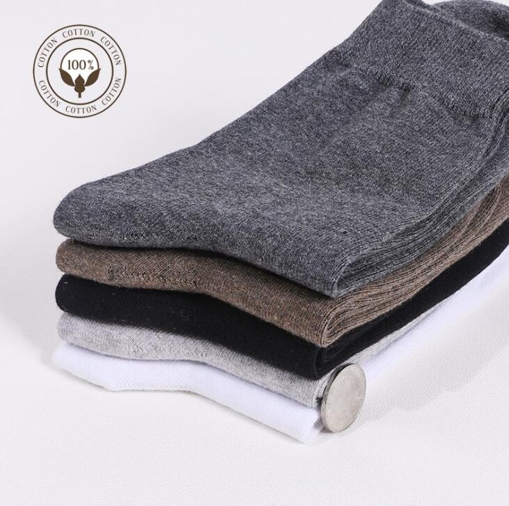 2018 Hot Sales Cotton Men Socks Winter Thick Free Shipping 1 Pair