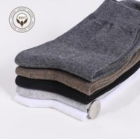 2018 Hot Sales Cotton Men Socks Winter Thick Free Shipping 5 Pairs A Lot