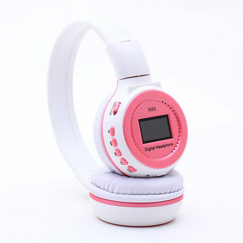 N65-Wireless-MP3-Headphone-Headset-Sport-Headphone-with-TF-Card-FM-radio-With-LCD-Screen-50pcs (1)