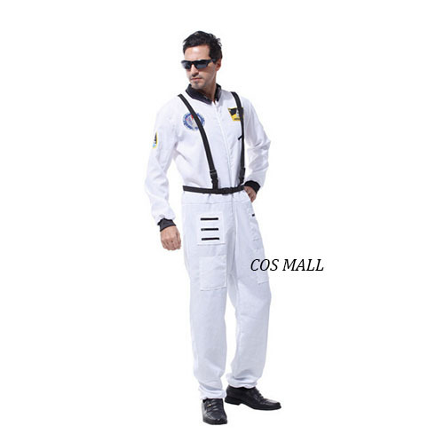 ... High Quality NASA Astronaut Costume Adult Men Halloween Costume Space  Suit ... - Halloween Mask Costumes Picture - More Detailed Picture About High