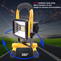 Перезаряжаемый портативный светодиодный прожектор 30 Вт  безопасная наружная рабочая лампа HVR88