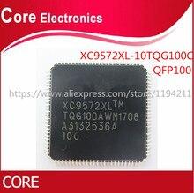 450 قطعة XC9572XL 10TQG100C XC9572XL 10TQG XC9572XL IC CPLD 72MC 10NS 100TQFP QFP100