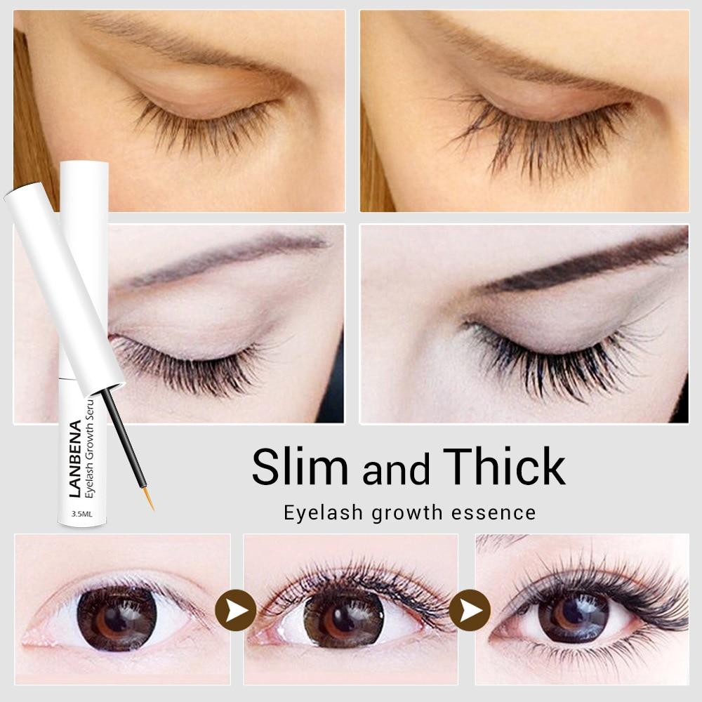 Eyelash Rapid Growth Serum For Fuller Thicker Eyelash Serum
