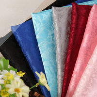 Imitation Jacquard Silk Satin Tapestry Fabric Cloth For Sewing Patchwork Diy Bag Crafts Materials Upholstery Fabric
