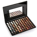 Neutral 88 Color Eyeshadow Makeup Palette Comestic Tool Bar Party With Mirror Portable High Quality Convenient