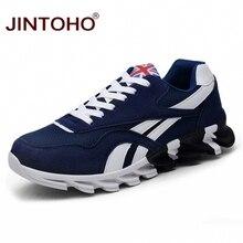 JINTOHO, мужские кроссовки, мужская спортивная обувь, Уличная обувь для бега, Спортивная прогулочная обувь, мужские спортивные кроссовки, zapatillas hombre