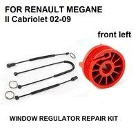 Elektrische Fensterheber Reparatursatz Für RENAULT MEGANE II Cabriolet Vorne Links 2002-2009