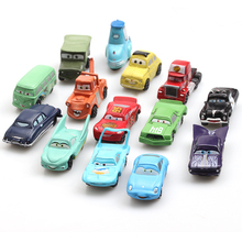 14Pcs/Set Toy Story American Anime Pixar Mini Friction Power Action Figure Model Brinquedos Classic Children's Car Toys