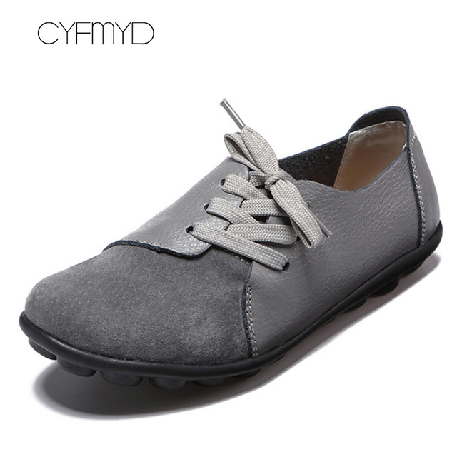 Casual Shoes Women Round...