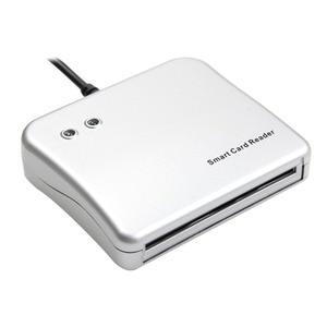 Image 2 - 쉬운 comm usb 스마트 카드 리더 ic/id 카드 리더 windows linux os 용 고품질 dropshipping pc/sc 스마트 카드 리더