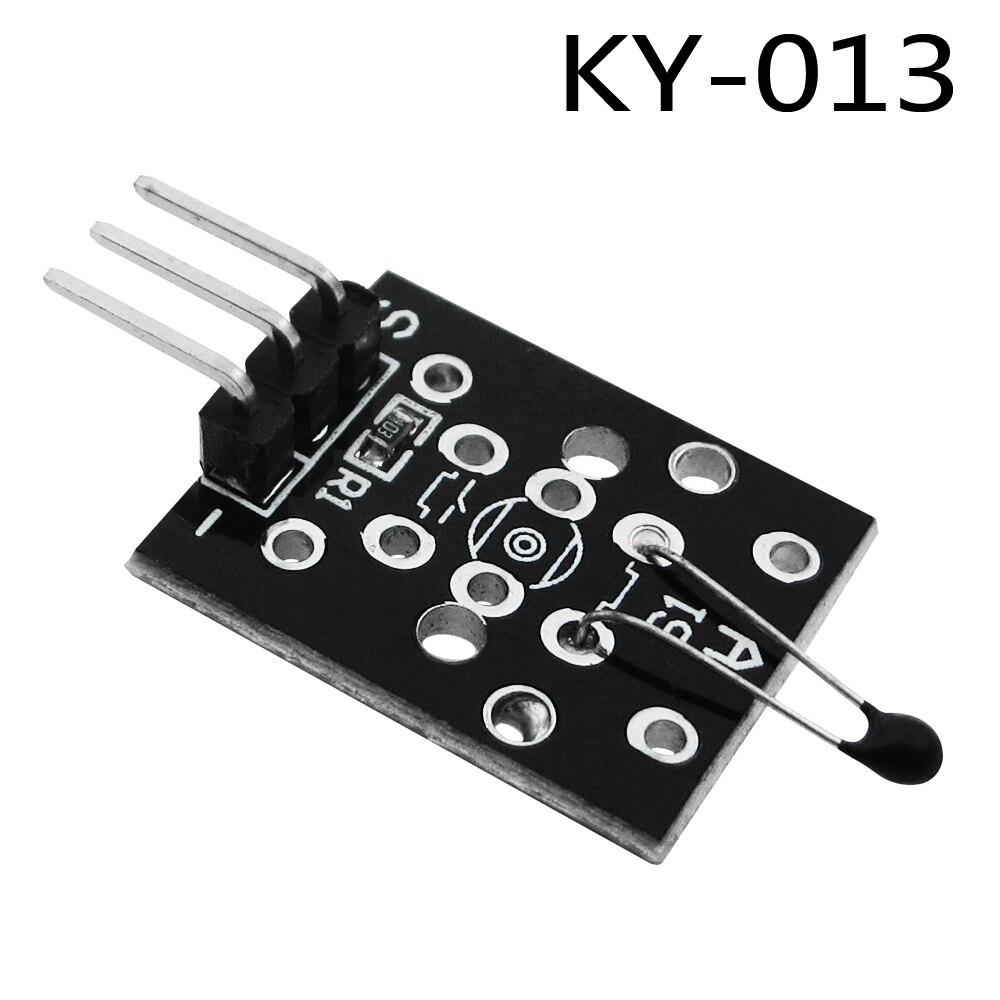 Smart Electronics 3pin . KY-013 Analog Temperature Sensor Module Diy Starter Kit KY013