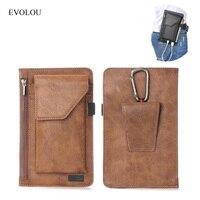 Belt Clip Cover Loop Holster Waist Bag Outdoors Phone Bag For Samsung J3 J5 J7 S8