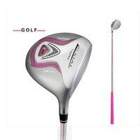CRESTGOLF MG007 Golf Drivers 1# Golf Woods Clubs Rubber Grips Junior Golf for Girls Kids Golf Drivers Wood Clubs