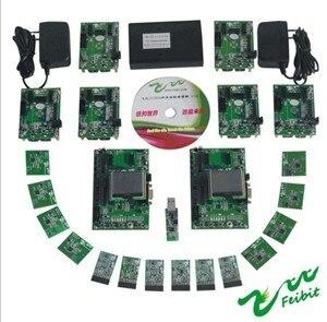 Kit de développement de réseau de capteur sans fil WSNDK CC2530-Zigbee CC2531USBDongle