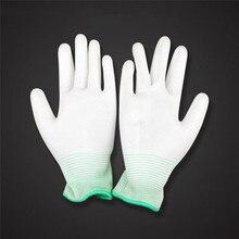 1 пара садовые перчатки Антистатический ESD электронные рабочие устойчивые к порезам перчатки анти-Грязная защита пальцев антистатические перчатки