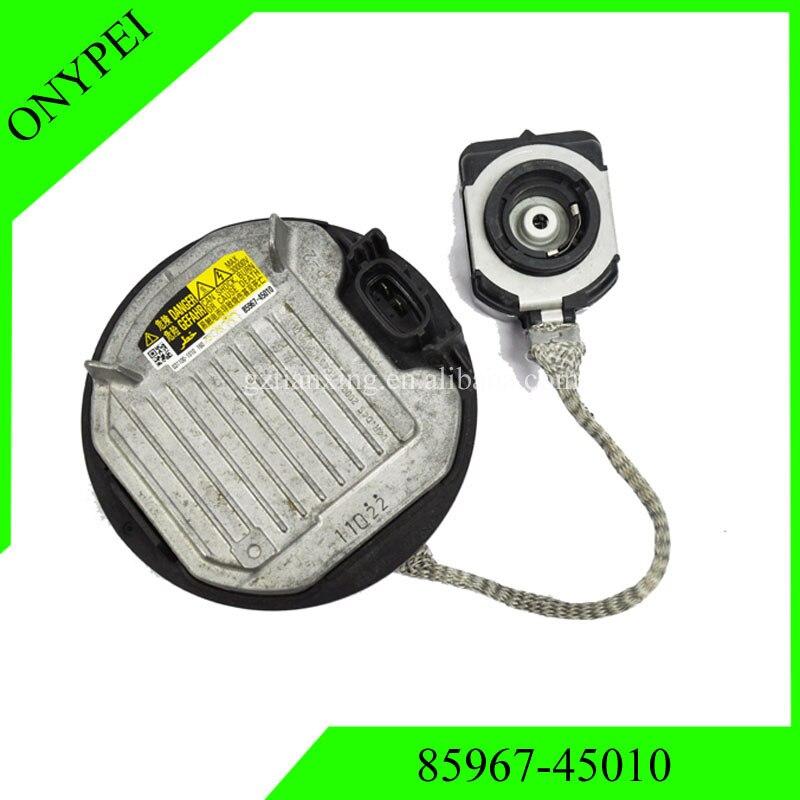 85967 45010 OEM HID Headlight D4S D4R Ballast Control Unit For Toyota RAV4 Reiz 85967-45010  инструмент vorel 45010