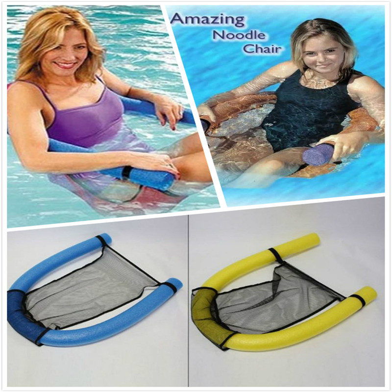 Amazing Noodle Hammock Chair Sling Lounger Water Swimming Pool Inflatable Float Floating (15)