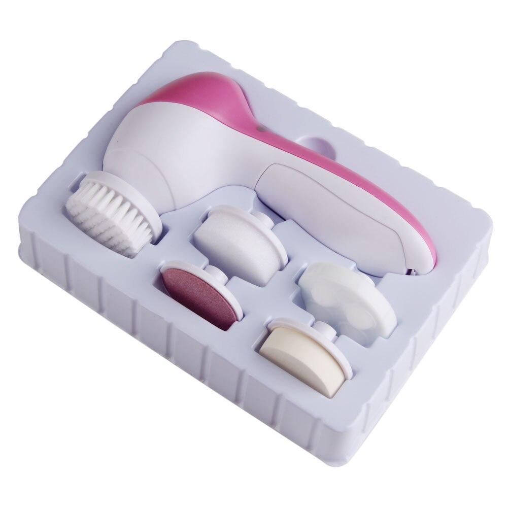 5 в 1 электрический um уход за кожей лица уход за кожей набор очищающий наличии массажер пор глубокие и чистые удалить черные пятна
