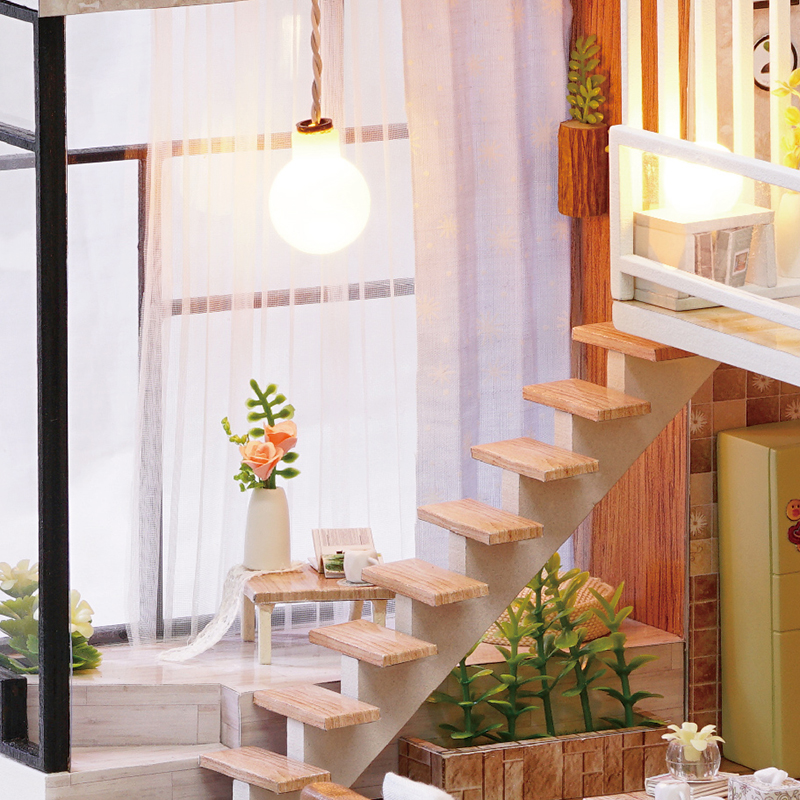 Diy-Miniature-Wooden-Doll-House-Furniture-Kits-Toys-Handmade-Craft-Miniature-Model-Kit-DollHouse-Toys-Gift-For-Children-L020-3