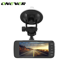 Dash Camera Car DVR Video Recorder Camcorder 170 Degree Wide Angle with Rear Camera 4 Dual Lens 1080P FHD 1.0MP
