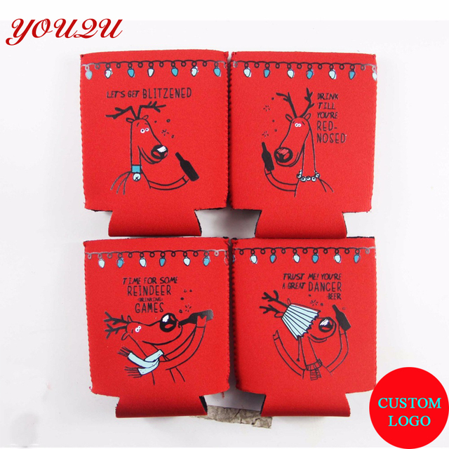 Hot sell Foldable Stubby holders WITH Customized LOGO Printing , Free  shipping escrow accepted-in Cooler Bags from Luggage & Bags on  Aliexpress com |