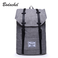 Little America Herschel Backpack Men Bag Canvas Backpack Large Capacity Computer Laptop Backpack