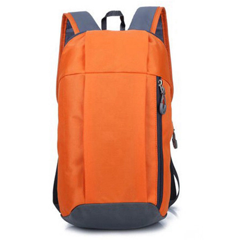 343efe6c7082 US $4.99 |Sports Backpack Hiking Rucksack Men Women Unisex Schoolbags  Satchel Bag withe soft Handle Lightweight Nylon backpacks for travel-in ...