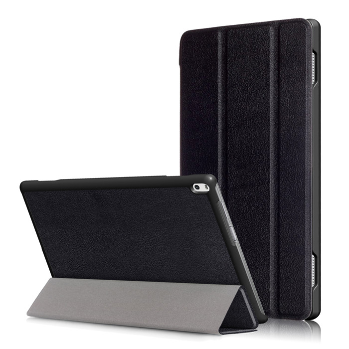 PU Leather Stand Cover Case For Lenovo TAB4 Tab 4 10 Plus TB X704 TB X704F