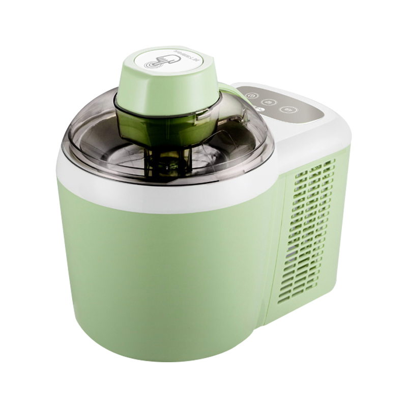 Ice Cream Machine Children Mini- Ice Cream Machine Household Small-sized Fully Automatic Ice Cream Trigger Commercial 1