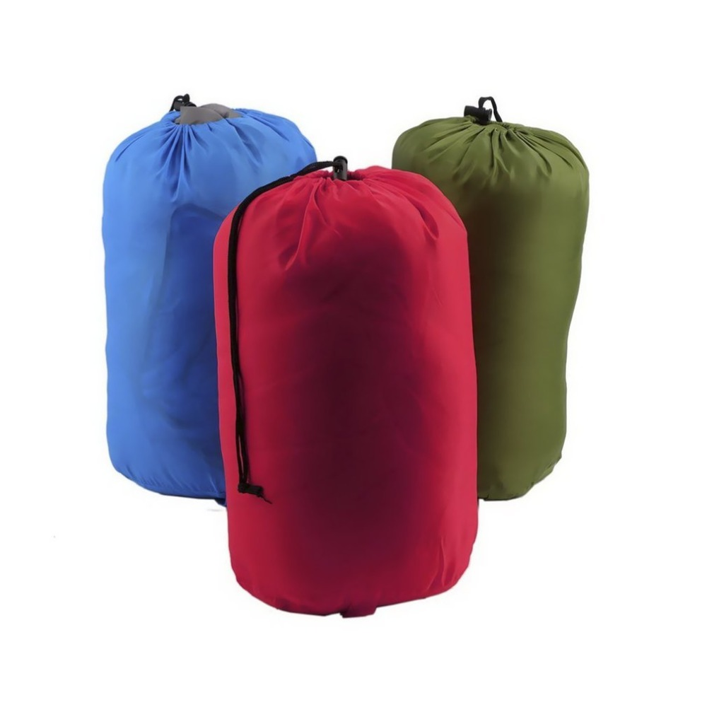 Outdoor Camping Laybag Sleeping Lazy Bag Adult Portable Hiking Envelope keep Warm Sleeping Bags Travel Hiking Equipment