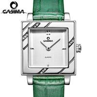 CASIMA Luxury Brand Women Bracelet Watch Dazzle Beauty Crystal Ladies Waterproof Quartz Wrist Watches Clock Relogio