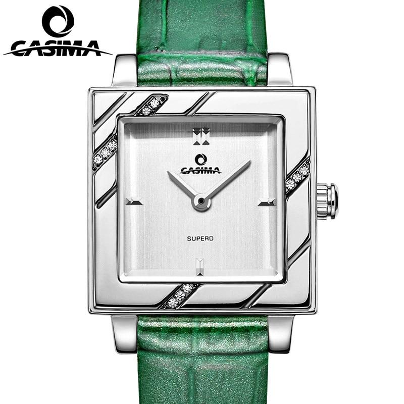 Здесь продается  CASIMA Luxury Brand Women Bracelet Watch Dazzle Beauty Crystal Ladies Waterproof Quartz Wrist Watches Clock Relogio Feminino  Часы