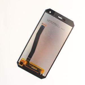 Image 4 - Pantalla LCD NOMU S10 de 5,0 pulgadas + pantalla táctil versión NSF500HD4021 100% reemplazo del Panel de vidrio digitalizador probado Original para S10