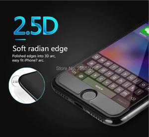 Image 4 - Hopeboth 50pcs 2.5D สำหรับ iPhone XS MAX XR 8 8 PLUS X 5S SE 6 6plus 6 S 7 7 plus