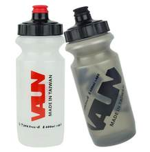 NEW VAUN Ciclismo Bike Cycling Squeezable Sport Water Bottle 550ml bmc team sky(China)