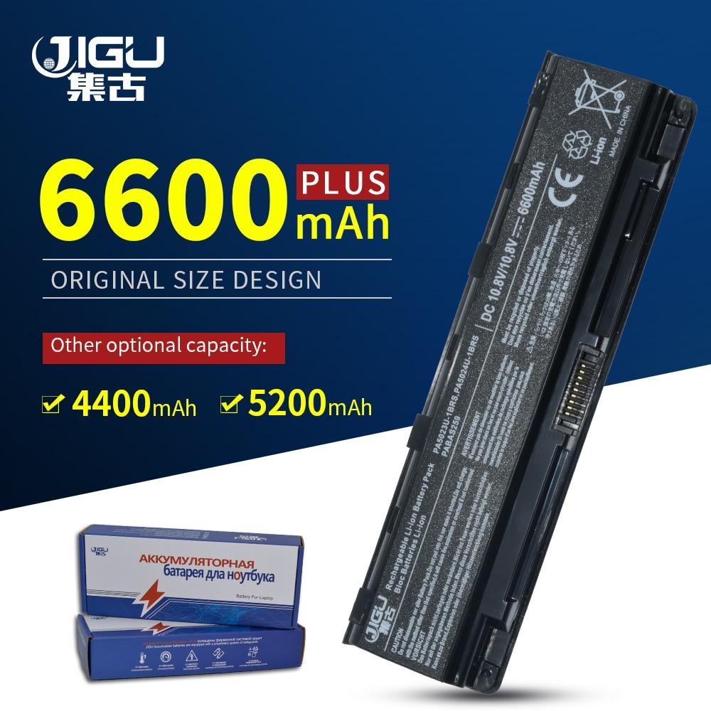 JIGU 6Cells Laptop Battery For Toshiba PA5024U-1BRS PABAS260 PABAS259 PABAS261 PABAS262 PA5023U-1BRS PA5025U-1BRS PA5026U-1BRSJIGU 6Cells Laptop Battery For Toshiba PA5024U-1BRS PABAS260 PABAS259 PABAS261 PABAS262 PA5023U-1BRS PA5025U-1BRS PA5026U-1BRS