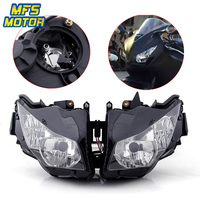 For 12 14 Honda CBR1000RR CBR 1000RR Motorcycle Front Headlight Head Light Lamp Headlamp Assembly 2012 2013 2014