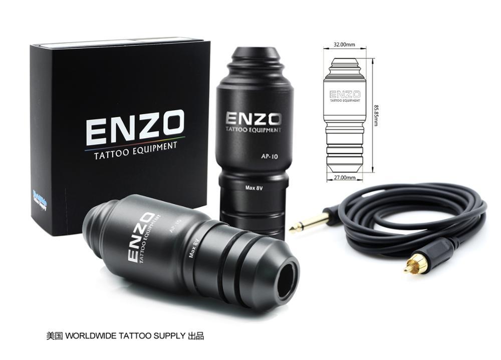 ENZO stylo tatouage BLACK-AP10