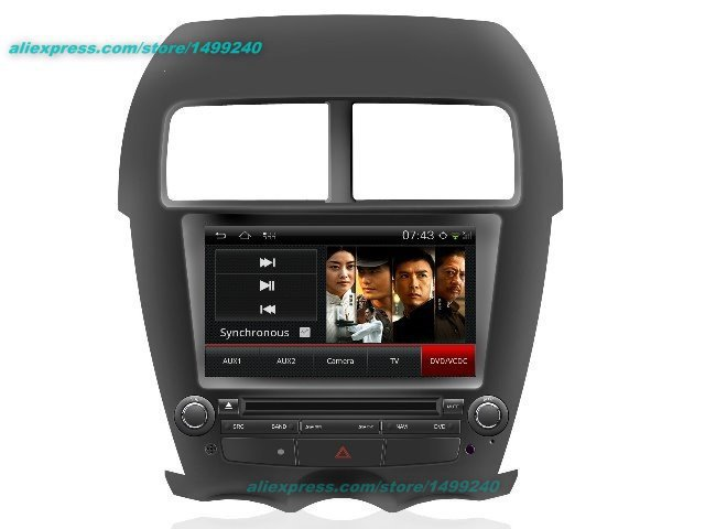 For <font><b>Citroen</b></font> <font><b>C4</b></font> AirCross <font><b>2012</b></font>~2013 - Car <font><b>Android</b></font> GPS Navigation Radio TV DVD Player Audio Video Stereo Multimedia System image