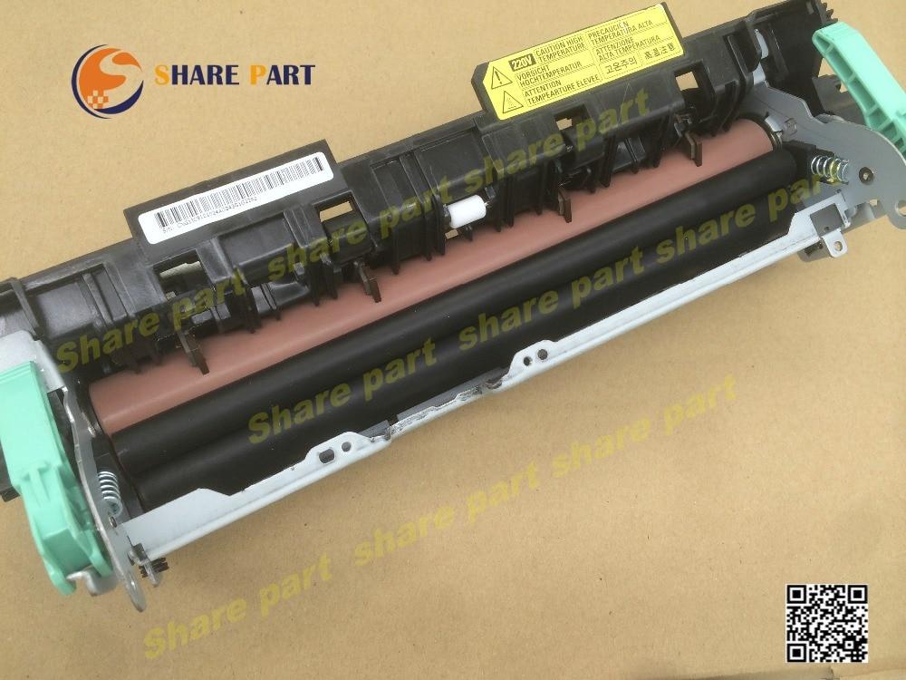 1 X 98% new JC91-01024A fuser unit 220V for For samsung ML3310 ML3710 ML3750 SCX4833 5637