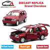 1 32 Diecast Jeep Grand Cherokee Scale Replica Model Boys Toys Car With 6 Openable Doors